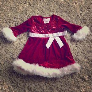 Infant Christmas Dress
